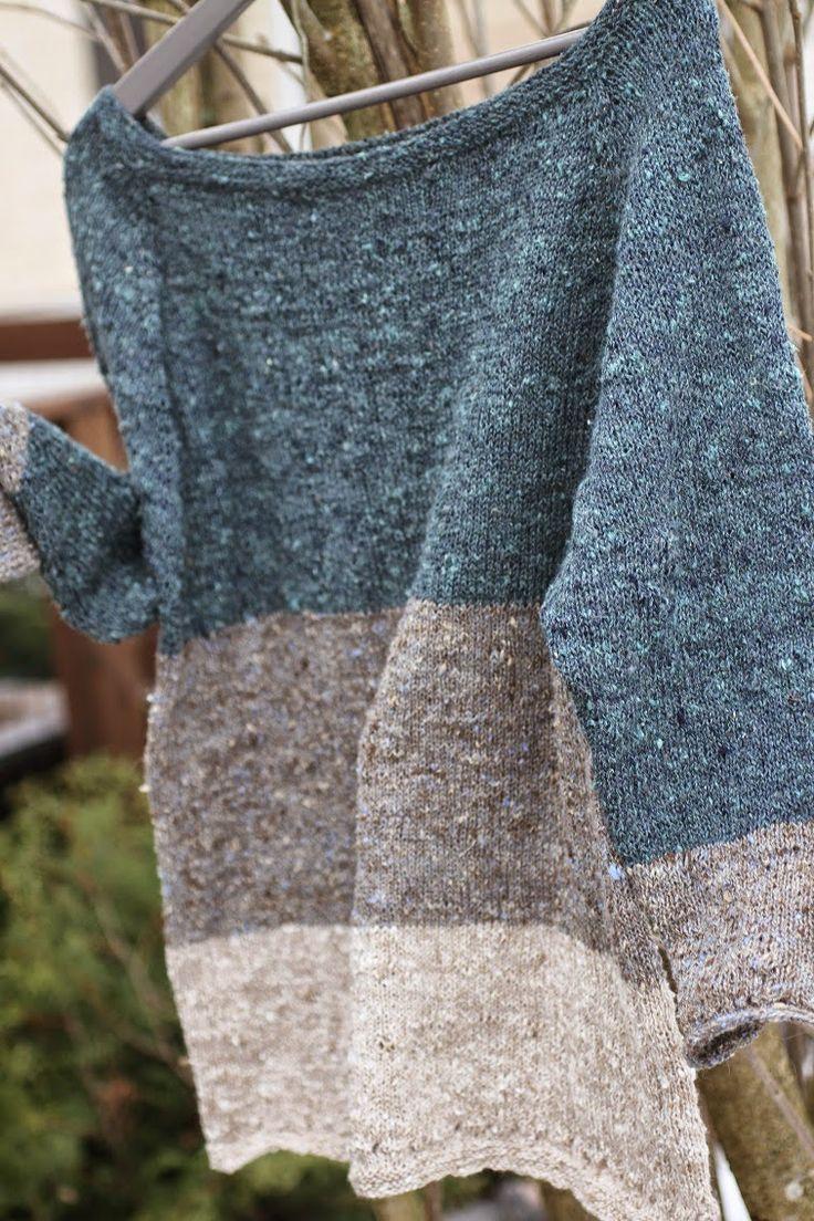 **BC Garn Tussah Tweed  Ihan täydellinenLa grasse matinée