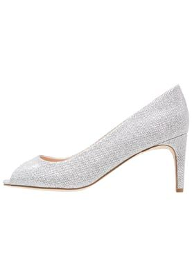CARA - Peep Toe - metallic