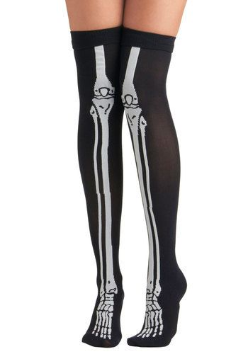 Generation X-Ray Socks by modcloth on Shop For Fun I want these @adrienne Hidalgo