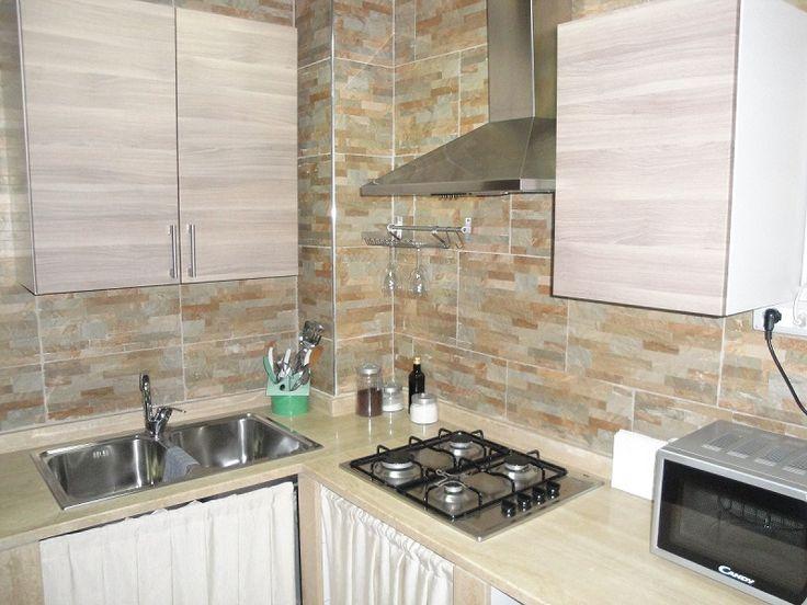 cucina autonoma camera girasole B&B Battipaglia affittacamere casa vacanze pensione hotel