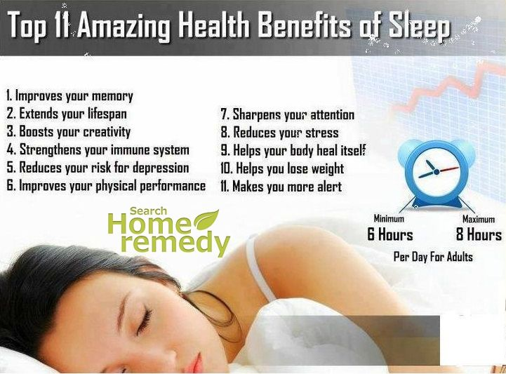 top 10 benefits of sleeping early in the night