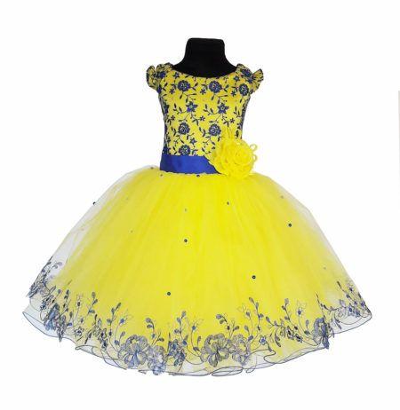 Rochie eleganta copii Model 141