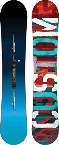 Burton Custom Snowboard 2016 - Men's 2017 154cm
