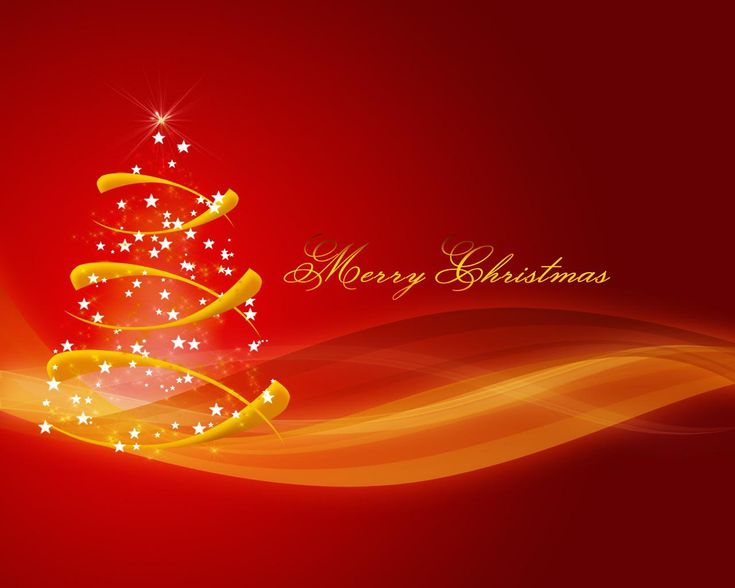 free photos for background | Free Christmas PowerPoint Backgrounds – Red Xmas | PowerPoint E ...
