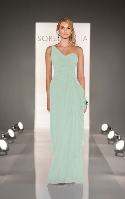 Bridesmaid Dresses | One Shoulder Bridesmaid Dresses | Sorella Vita