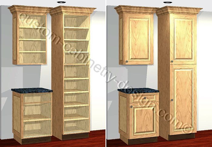 Detailed Custom Cabinetry Specification And Construction Tutorial To Build  Cabinets At Minimum Working Space Like Garage Or At Home