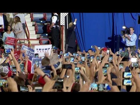 (2) FULL SPEECH: President Donald Trump 100 DAYS RALLY in Harrisburg, Pennsylvania 4/29/2017 - YouTube