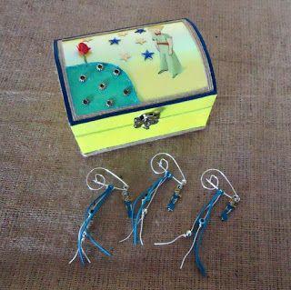 Η Χώρα των Παραμυθιών: μπομπονιέρα, cupcake, μπουκάλια, στρούμφ , Μικρός Πρίγκιπας, boho, γάμος: Μικρός Πρίγκιπας μπομπονιέρες βάπτισης προσκλητήρια βάπτισης και παιχνίδια