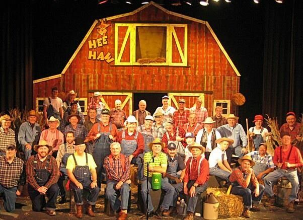 Hee Haw Show, ran from 1969 to 1997