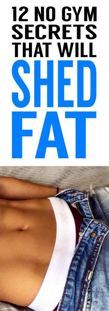 12 Secret Hacks To Shed Pounds Without Entering In To The Gym – Medi Idea