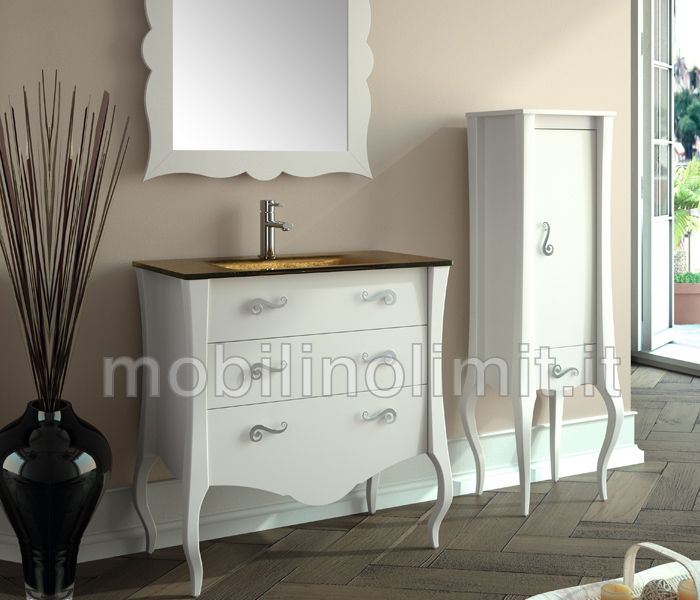 17 Best Images About Mobili Bagno Urban Chic On Pinterest