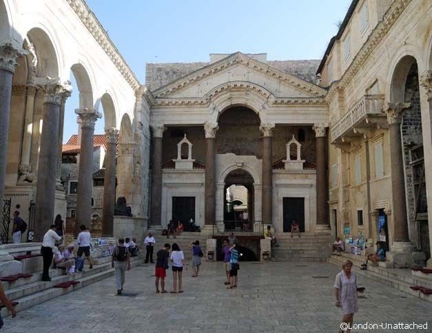 Split Croatia - Diocletian's Palace