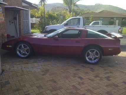 1989 Chevrolet C4 Corvette #VCI #vintagecars #classiccars
