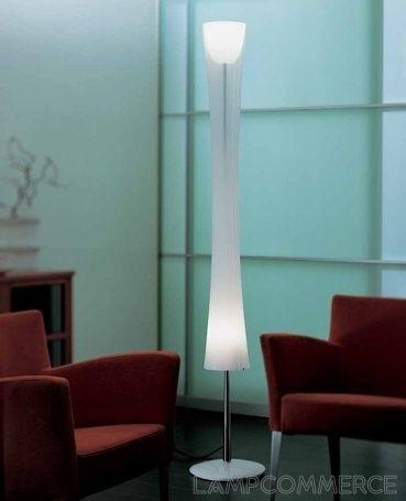 AV Mazzega #Singe floor lamp Design M & M