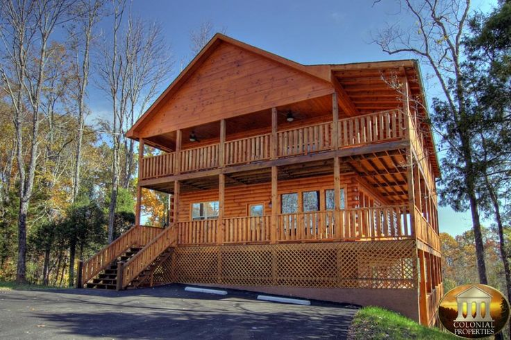 25 best cabin rentals images on pinterest for Cabins for rent in gatlinburg and pigeon forge