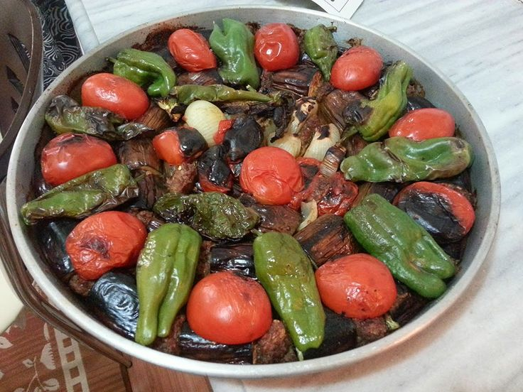 Gaziantep Patlıcan kebabı