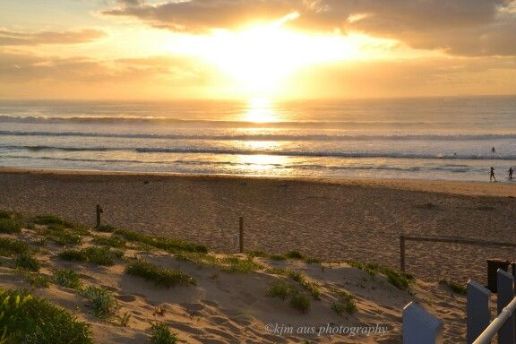 Sunrise  at Cronulla Beach Sydney Australia #kjmausphotography