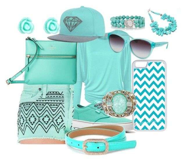 blue day by faithseaman on Polyvore featuring polyvore and art