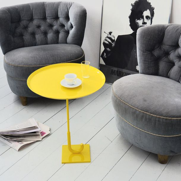 Parapluie Table Yellow//