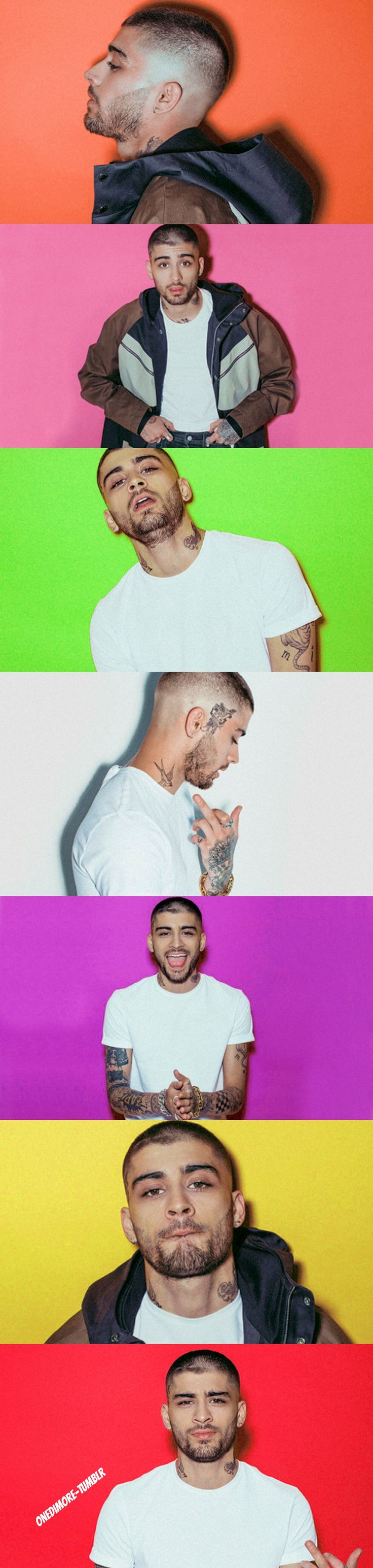 Zayn for NME