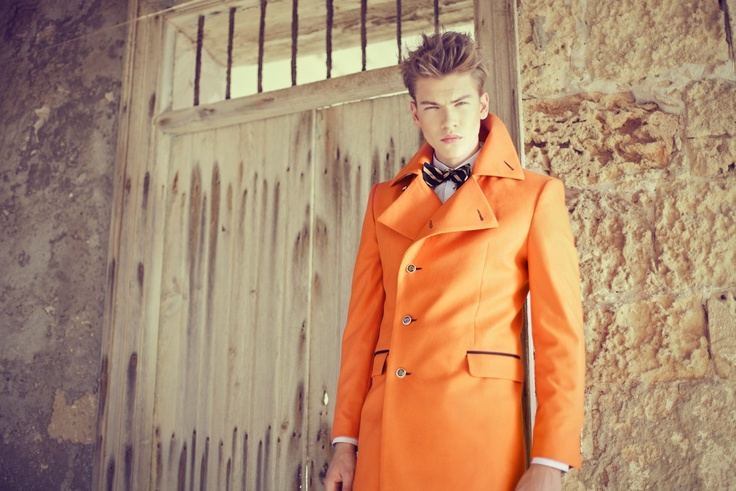 Cyprus October 2012/ De La Garza/ mens fashion