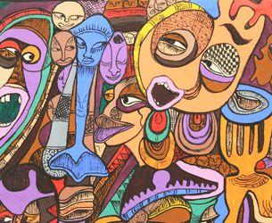 Mission Afrika / Støt / CSR - vær med som virksomhed / Kunst for Afrika