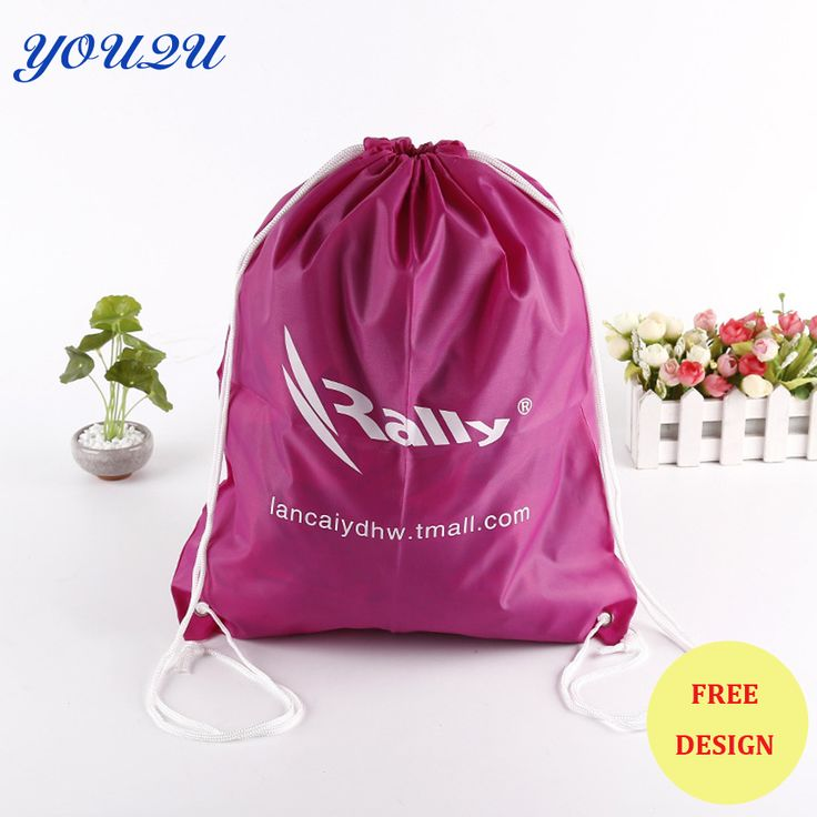 Custom Drawstring gift bag custom color wholesale custom drawstring bags lowest price+escrow accepted