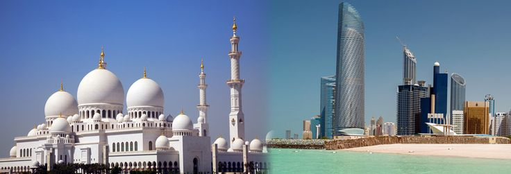 Abu Dhabi, #United Arab Emirates guides and travel Information for Muslim Travellers. #travel www.halaltrip.com