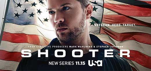 #Shooter USA :sur #Netflix , bientôt sur 13ème RUE : Bob Lee Swagger, un ancien tireur d'élite au sein des Marines, reprend du service pour déjouer une tentative d'assassinat à l'encontre du président des États-Unis. Mais lorsqu'il se retrouve accusé du crime, il va devoir se servir de tout ce qu'il a appris au cours de sa carrière pour retrouver les vrais coupables et faire payer ceux qui l'ont piégé. Dérivé du film avec Mark Wahlberg