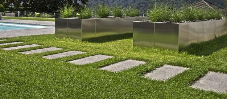 Schellevis 39 staptegel 39 verkrijgbaar bij terras tegel pinterest gazon - Petit espace ontwerp ...