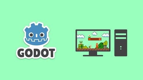 $115->$0  #Godot : Beginner to Advanced - Complete Course by Dragan Neskovic- #free #udemy #courses in  #Robotics