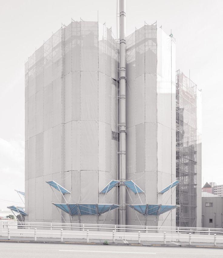 janvranovsky: Two towers, Osaka | © Jan Vranovsky, 2015