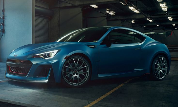 We Might Finally Get A Subaru BRZ STI
