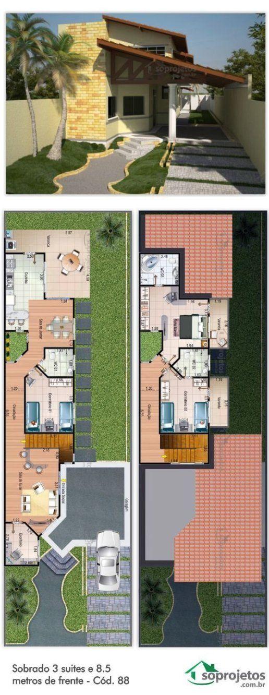 Modern House Plan Design Free Download 53
