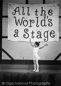 Life is like a stage show...and on that stage are all your thoughts, and all your feelings, and everything you can see, hear, touch, taste and smell... (Russ Harris, 2009)