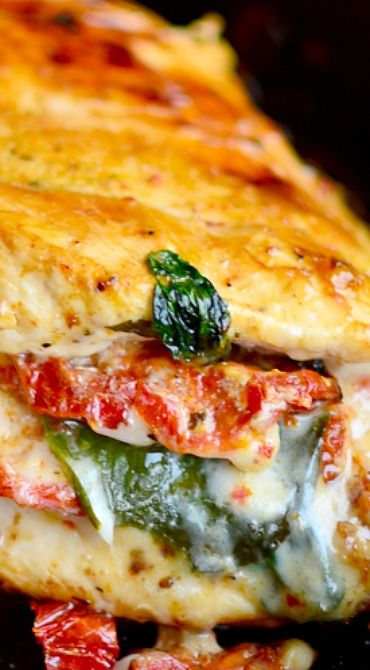 手机壳定制air jordan  wolf grey release date Sundried Tomato Spinach and Cheese Stuffed Chicken