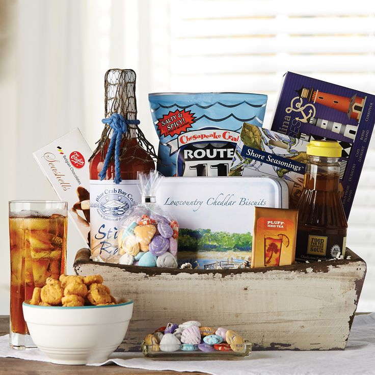22 best Southern Inspired Gifts images on Pinterest | Gift baskets ...