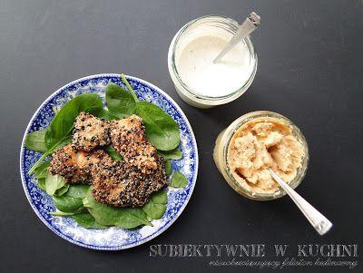 subiektywnie w kuchni: Kurczak w sezamie