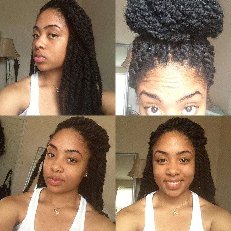 Marley Twists Twists... This is going to be my next protective style :):)