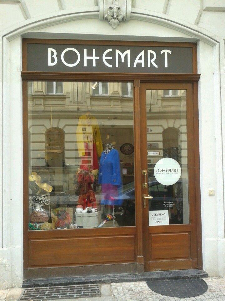 Bohemart ve městě Praha, Hlavní město Praha