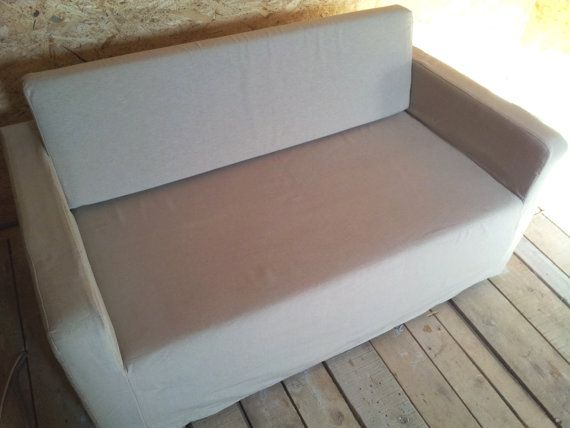 Slipcover For Solsta Sofabed From Ikea By Kustomcovers Apartment Things Pinterest