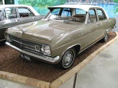 HR Holden Premiere Sedan