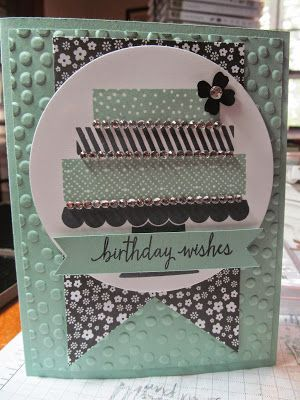 Kristin's Cards and Creations: Build a Birthday  Stampin' Up!: