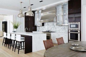 Watermill residence, NY. James Michael Howard, interior...