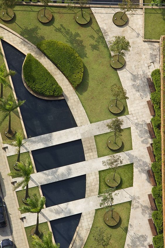 12 best landscape design images on pinterest landscape for Space landscape designs