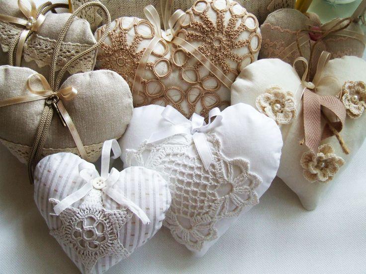 handmade vintage heart