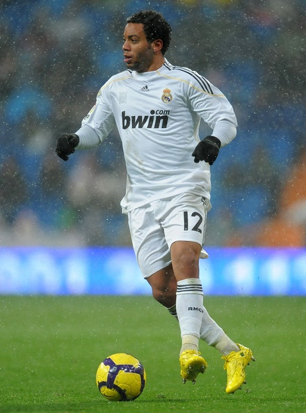 Marcelo, Real Madrid.