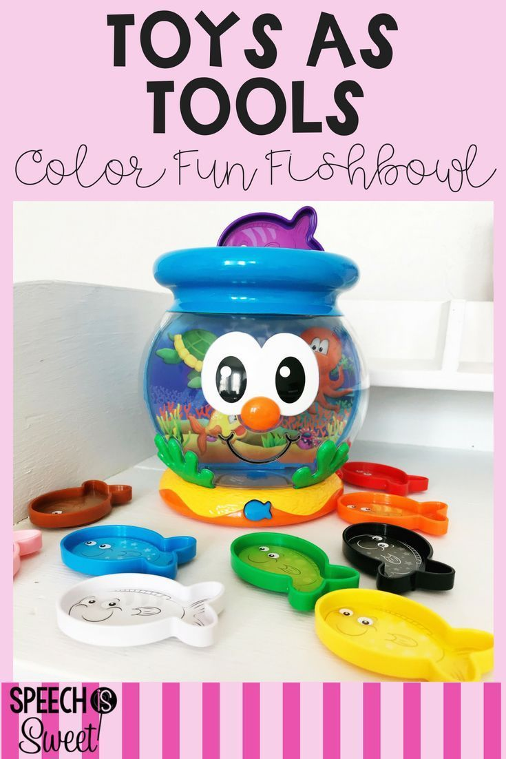 Fish Theme In Speech Therapy Speech Language Therapy Blog Posts