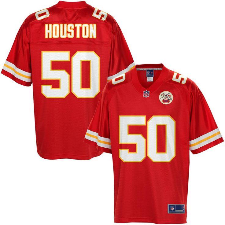 NFL Pro Line Men's Kansas City Chiefs Justin Houston Team Color Jersey