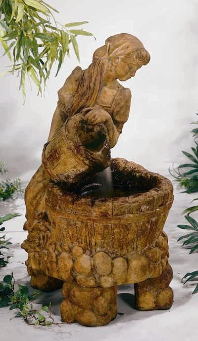 21 best images about Henri Brand Fountains on Pinterest | Wall ...